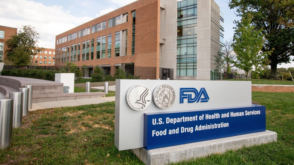 The Food & Drug Administration campus is seen in Silver Spring, Md. on Oct. 14, 2015. (AP / Andrew Harnik)