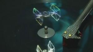 CTV News Channel: Star Wars hologram vinyl