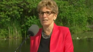CTV News Channel: Ont. releases climate plan