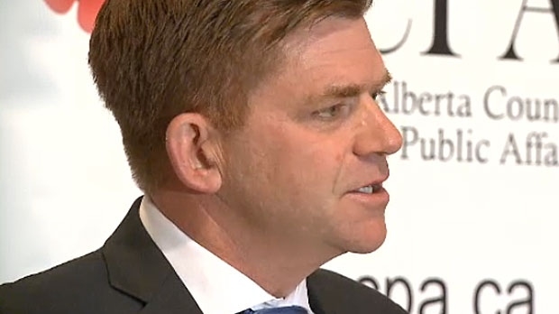 Brian Jean, leader of the Wildrose, has had to deal with a number of issues within his party and in his personal life recently.