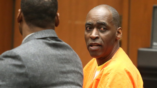'Shield' actor gets 40 years to life in wife's killing