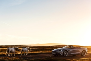 Aston Martin has a new range of lifestyle accessories and bespoke experiences. (Aston Martin Lagonda Ltd.)