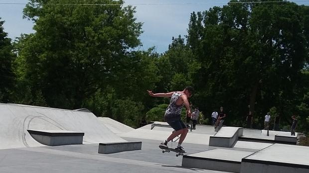 CTV Kitchener: Silvercreek Skatepark