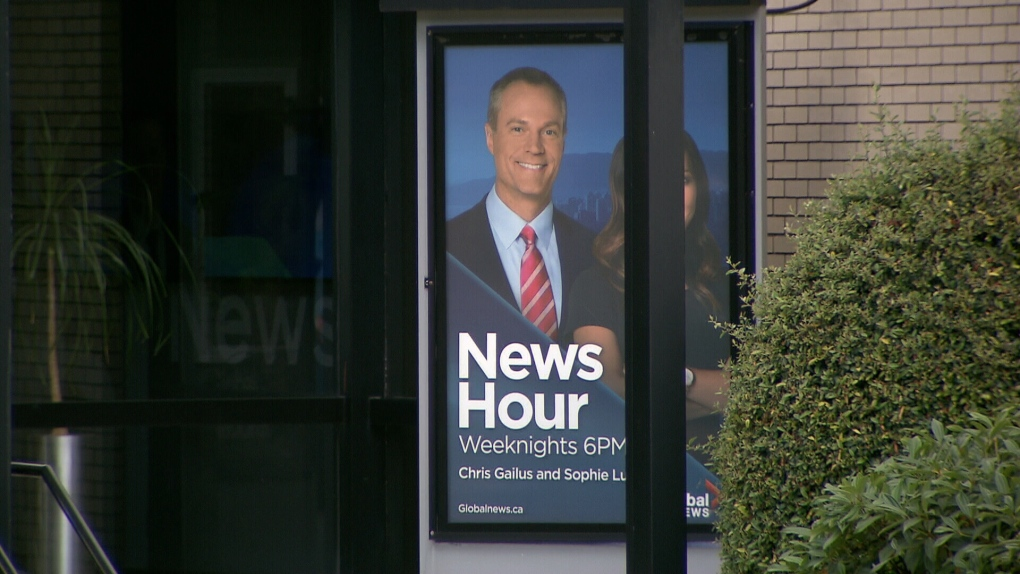 Global BC anchor Chris Gailus accused of sexual harassment