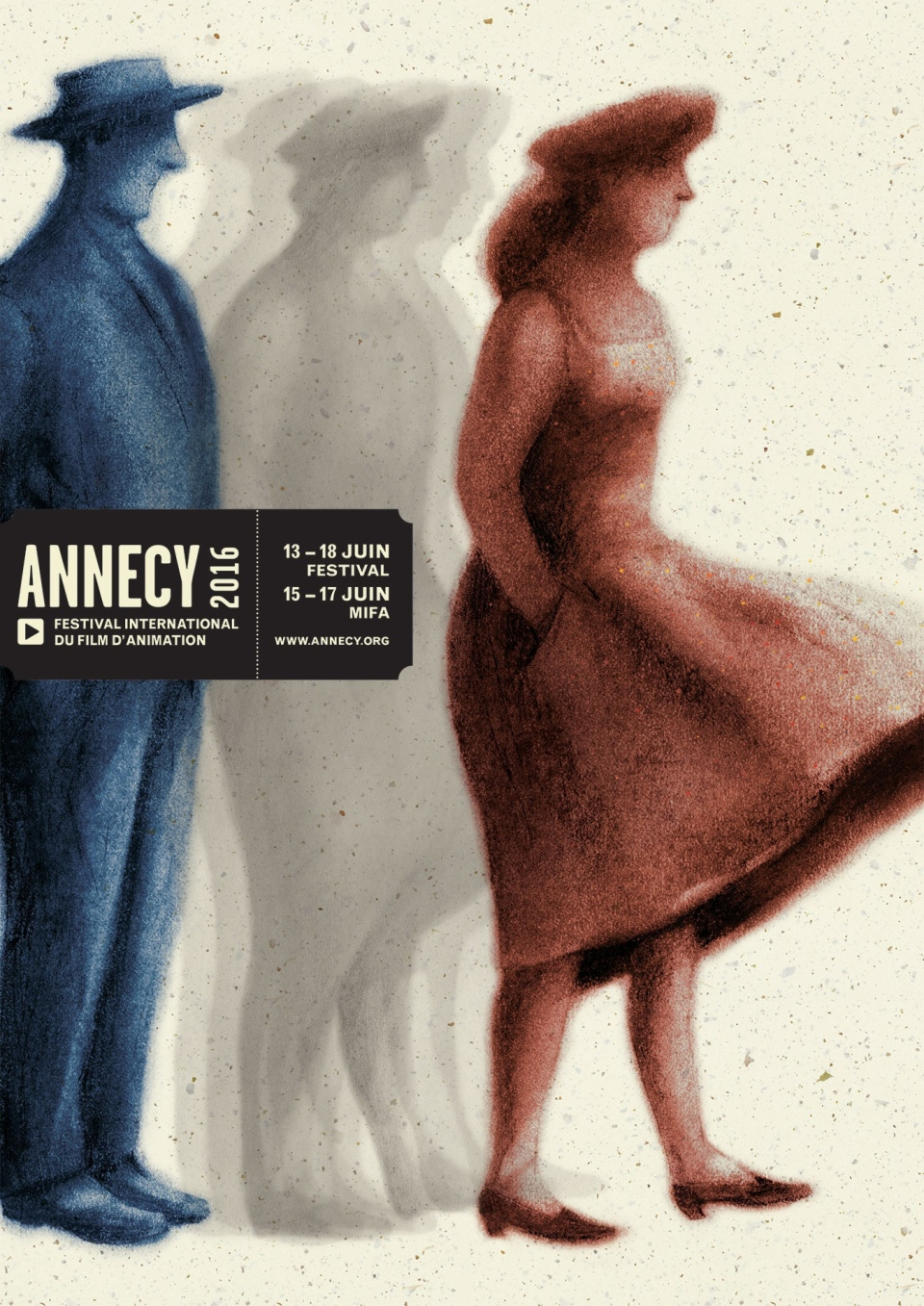The Annecy International Animated Film Festival runs June 13 to 18, 2016. © All Rights Reserved