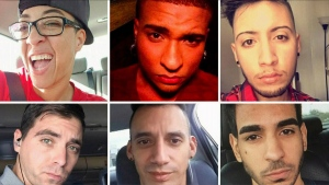 A gunman wielding an assault-type rifle and a handgun opened fire inside a crowded gay nightclub in Orlando, Florida, early Sunday, killing at least 50 people in the deadliest mass shooting in modern U.S. history.<br><br>Here are stories of some of the victims.<br><br>Text by Nomaan Merchant, Carla K. Johnson, Tammy Webber and Don Babwin of The Associated Press.