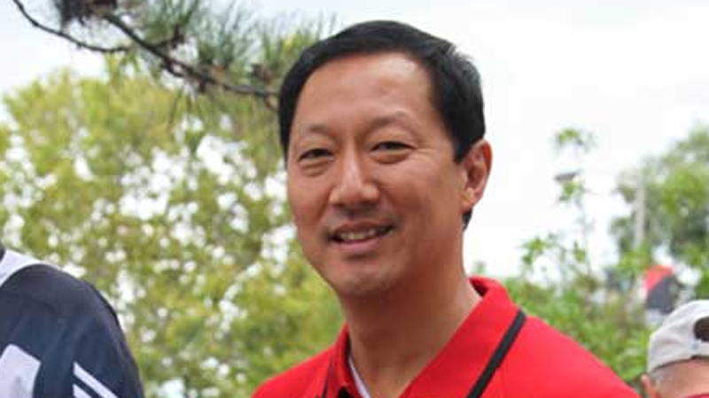UBC president Dr. Santa Jeremy Ono is seen in this June 13, 2016 photo. (Handout)