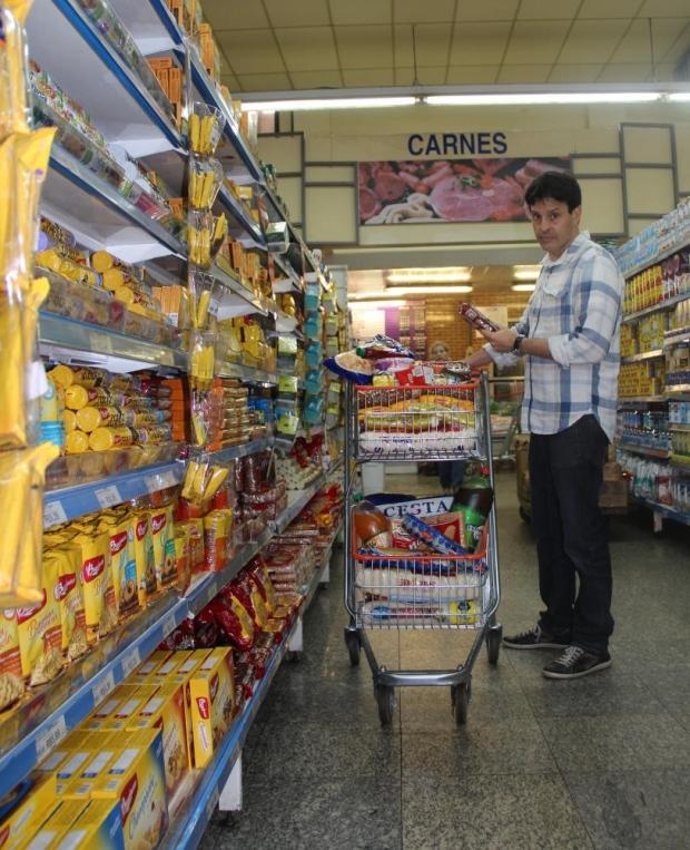 Supermarket food study