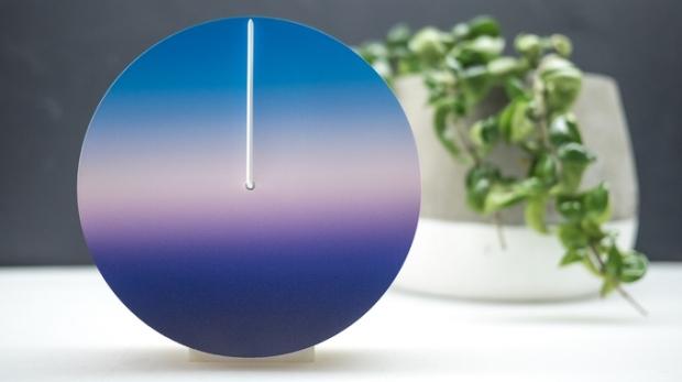 Today clock on Kickstarter