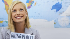 Millennials are increasingly turning to travel agents to book their trip according to a new report. (PeopleImages/Istock.com)