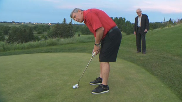 A group of businessmen from PEI are raising money for the Children's Wish Foundation.