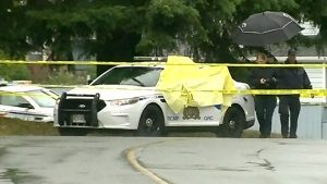 Man carrying knife shot dead by Nanaimo RCMP