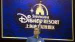 Disney CEO Bob Iger reacts during a meet the press session on the eve of the opening of the Disney Resort in Shanghai on Wednesday, June 15, 2016. (AP / Ng Han Guan)