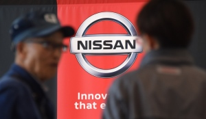 Nissan is developing fuel-cell technology that can power cars using plant-based ethanol. AFP / Toru Yamanaka)