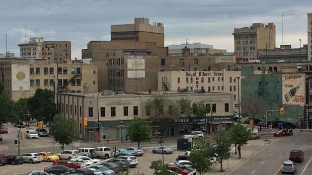 There are close to 150 ghost signs in Winnipeg's Exchange District.