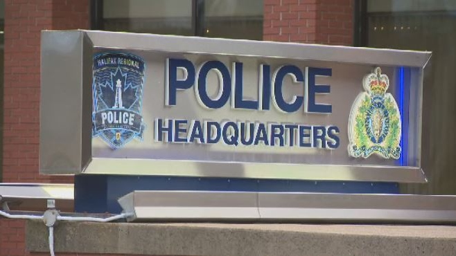 Halifax Regional Police are currently on scene after a dead body was reportedly discovered on the street during Monday morning traffic.