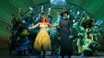 Kristin Chenoweth and Idina Menzel in a scene from the original Broadway company of 'Wicked.' (AP Photo / Joan Marcus)
