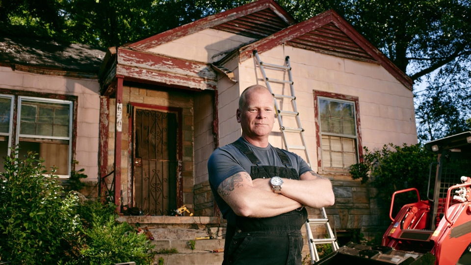 Mike Holmes Fort McMurray