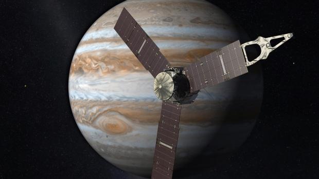 Jupiter Juno NASA