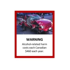 alcohol warning label