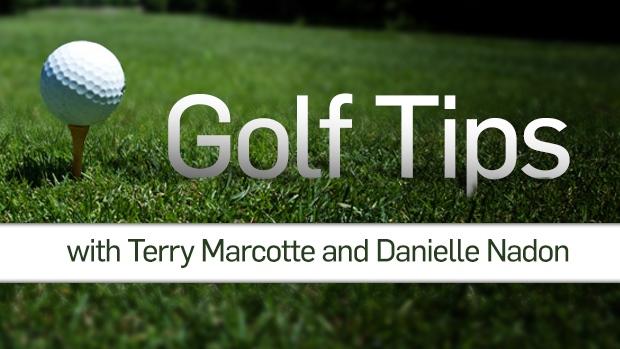 Golf Tips Banner