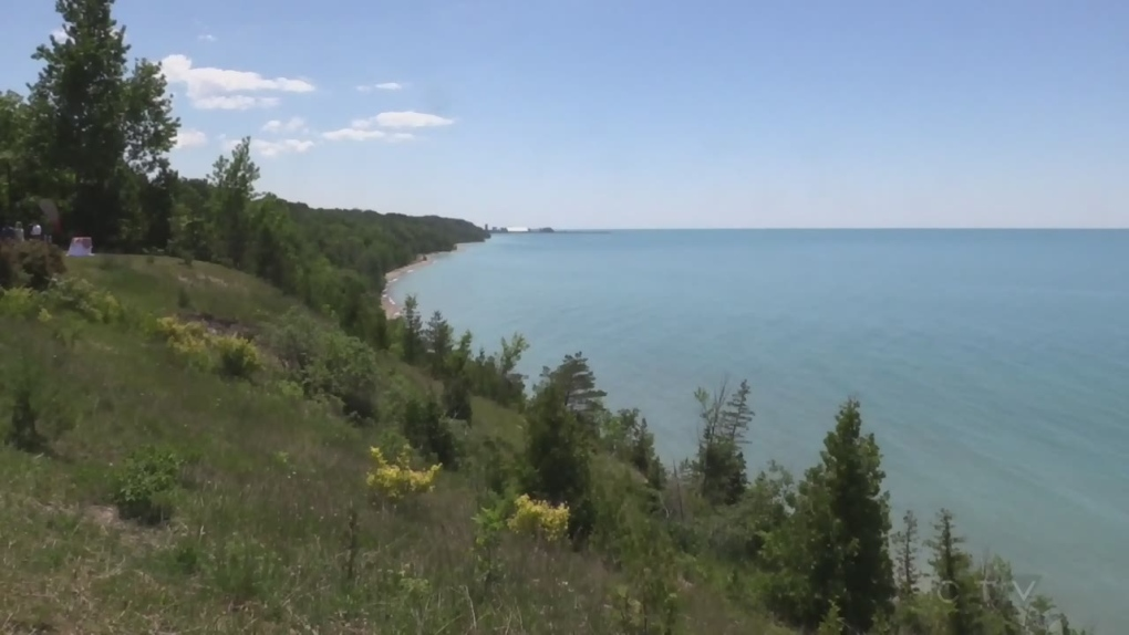 Nature Conservancy expands conservation area on Lake Huron island