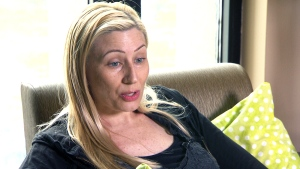 Chrissy Brajcic, 40, speaks about her recurring infections from Windsor, Ont.