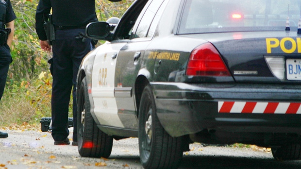 South Bruce OPP were called to a two vehicle collision Saturday afternoon