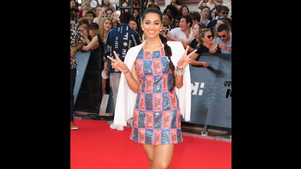 Lilly Singh at the iHeartRadio Much Music Video Awards, Arrivals, Toronto, Canada. Singh will be at the 2016 YouTube FanFest in Toronto. (Photo by Stacey Newman/REX/Shutterstock)