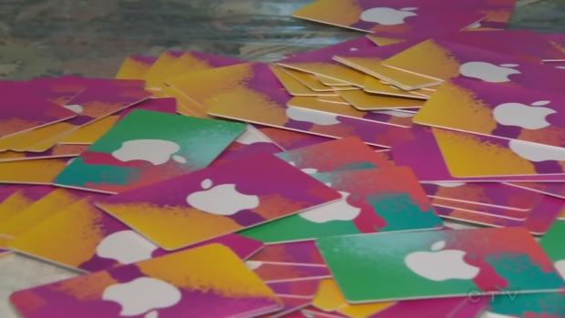 CTV Kitchener: iTunes gift card scam