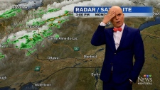 Celebrity weather: Rachid Badouri