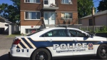 Stock photo of Longueuil Police vehicle (CTV Montreal)