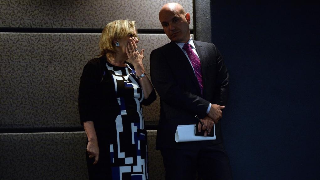 Elizabeth May, Nathan Cullen on electoral reform