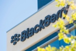 BlackBerry's headquarters in Waterloo, Ont. is shown on Wednesday, June 22, 2016. (Eduardo Lima / THE CANADIAN PRESS)