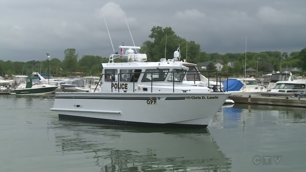 Human remains found in Lake Erie