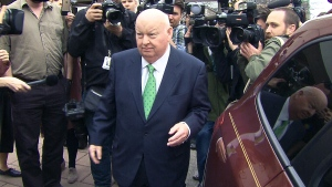 CTV National News: Dispute over Duffy's expenses