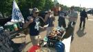 CTV National News: Grills and gridiron
