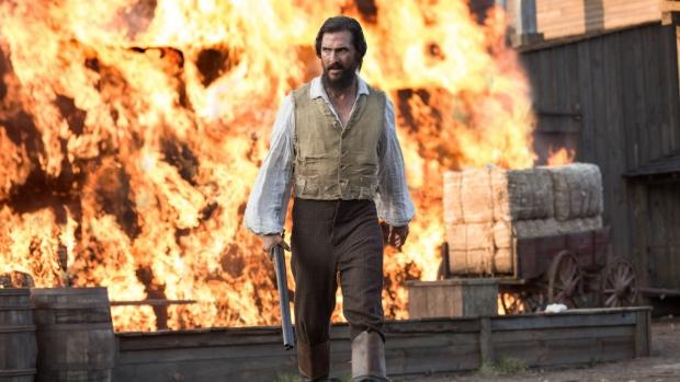 Matthew McConaughey in 'Free State of Jones.' (Murray Close / STX Entertainment)