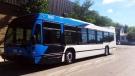 Saskatoon transit bus (Emily Pasiuk/CTV Saskatoon).