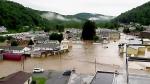 Extended: Richwood, West Virginia under water