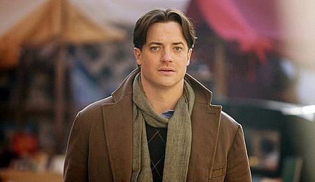 Brendan Fraser in New Line Cinema's 'Inkheart'