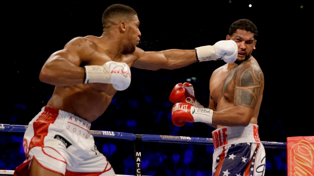 Anthony Joshua Ordered By Wba To Fight Povetkin And Ditch Wilder