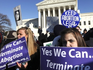 anti abortion support to women not take The us supreme court reaffirmed the constitutional right to access abortion, empowering women to fight back against deceptive anti.