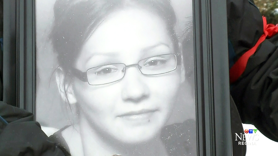 Nadine Machiskinic is seen in this undated file photo.