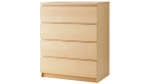 Ikea's Malm dressers linked to 3 child deaths