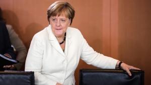 German Chancellor Angela Merkel in Berlin, on June 28, 2016. (Markus Schreiber / AP)