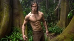 This image released by Warner Bros. Entertainment shows Alexander Skarsgard from 'The Legend of Tarzan.' (Jonathan Olley / Warner Bros. Entertainment via AP)