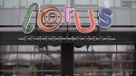 Corus Entertainment's headquarters is shown in Toronto on Wednesday, January 13, 2016. Corus Entertainment has cancelled the Global TV investigative news program '16X9' after eight seasons. (Cole Burston / THE CANADIAN PRESS)
