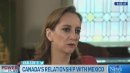 Mexico's foreign affiars secretary