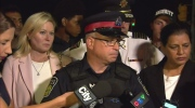 Police update on explosion